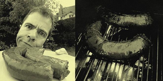 Réussir la cuisson du boudin au barbecue, opération Overlord