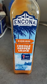 Encona sauce creole