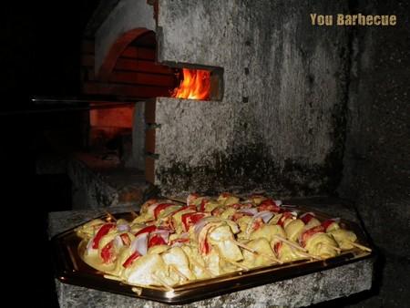 brochettes poulet coco et noix de cajou yeah